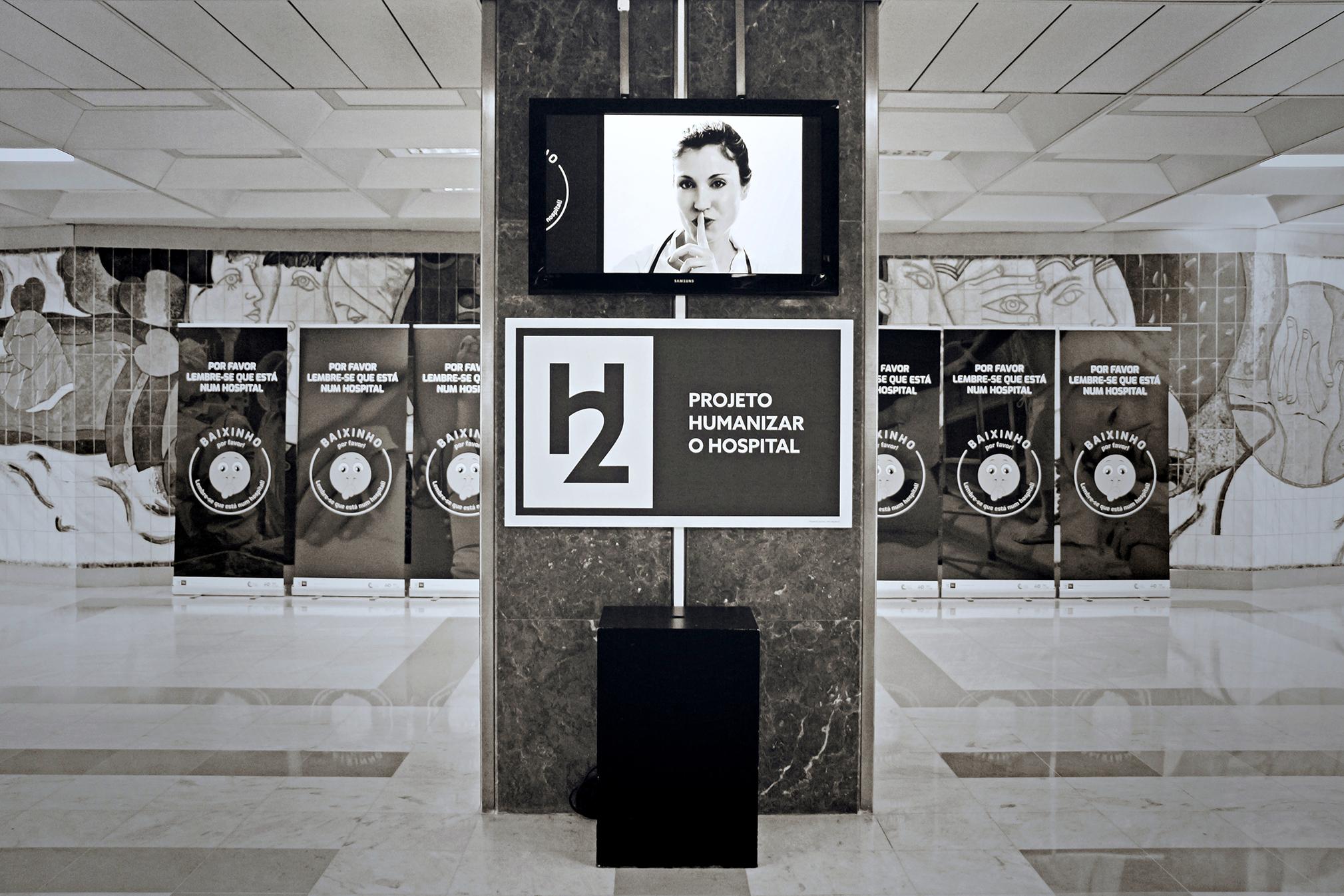 """Apresentação oficial do """"Projeto H2 – Humanizar o Hospital I CHUC"""""""