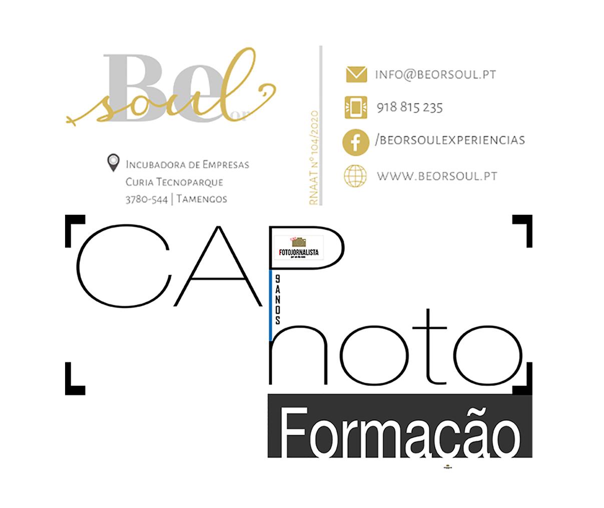 2020 I Nova parceria protocolada CAPhoto FORMAÇÃO (9 anos)